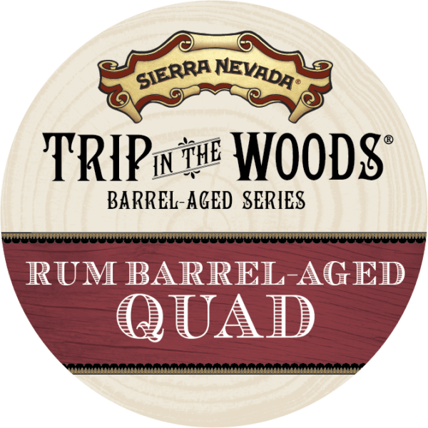 Rum Barrel-Aged Quad ON Tap
