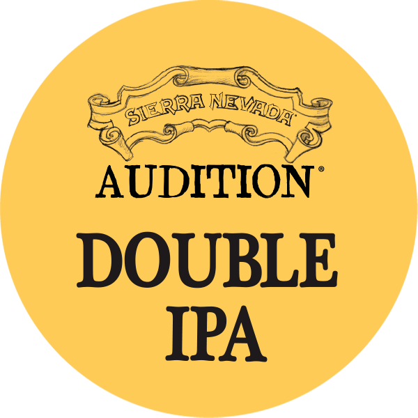 Audition Double IPA ON Tap