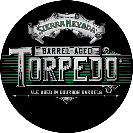 Barrel-aged Torpedo ON Tap