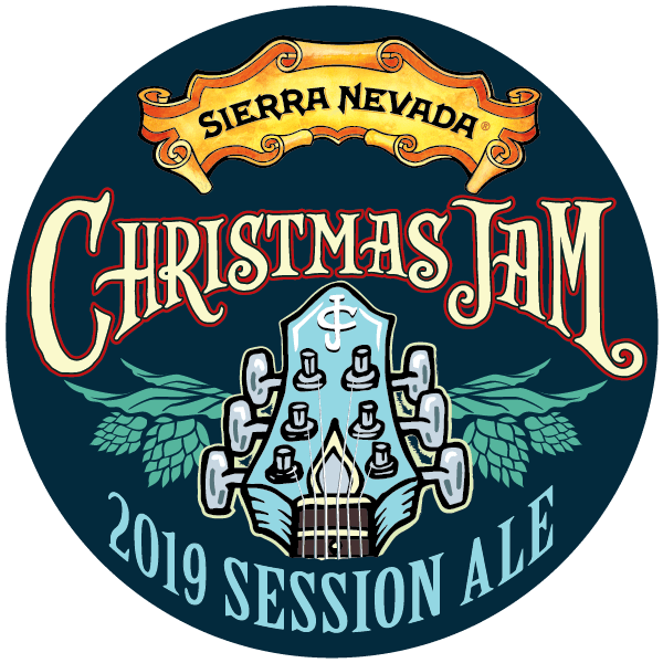 Christmas Jam Session Ale ON Tap