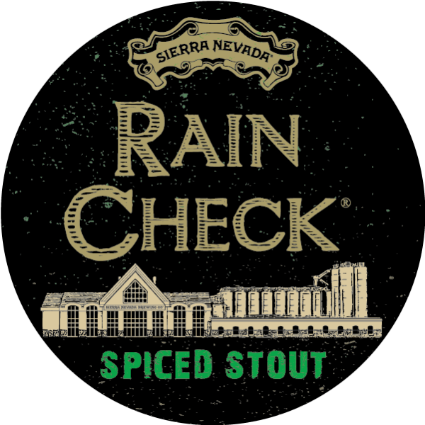 Rain Check Spiced Stout ON Tap