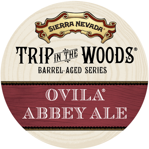 Trip in the Woods Ovila Abbey Ale ON Tap