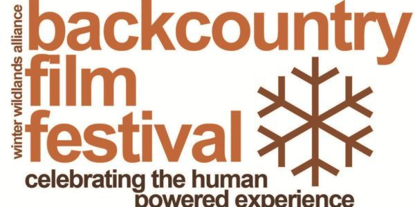 backcountry film fest poster