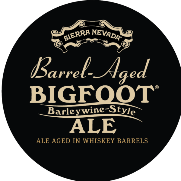 Barrel-Aged Bigfoot ON Tap