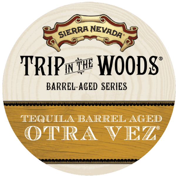 Trip in the woods Tequila Barrel Aged Otra Vez ON Tap