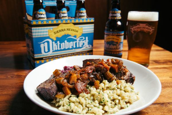 Oktoberfest Pot Roast Recipe